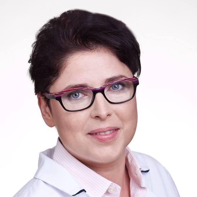 specjalistka leczenia ran Katarzyna Malinowska